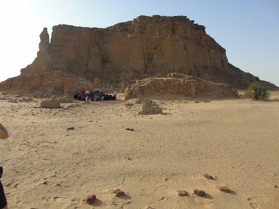Karima, Sudan: Gebel Barkal