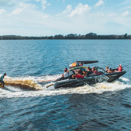 Tarpon Springs, فلوريدا: Wakesurf Tampa