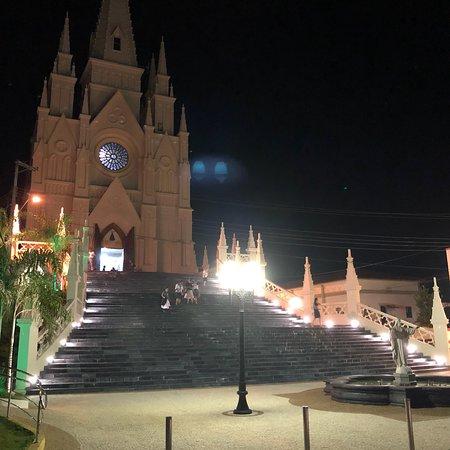 Bom Jesus Do Itabapoana, RJ: Igreja do Senhor Bom Jesus Crucificado e do Imaculado Coração de Maria