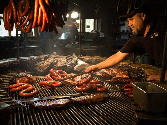 In Texas, the art of barbecue reaches new heights. Photo provided by Texas Tourism.