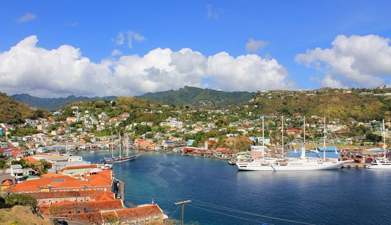 Saint George Parish, Grenada: Carenage, St. George's
