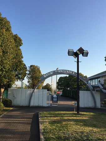 Marine Tennis Park Kitamura