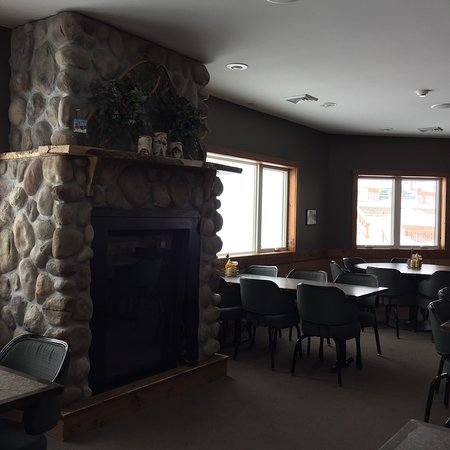 Malone, NY: March 16, 2018 — never a lot of people at opening. Amazing trails, amazing staff!