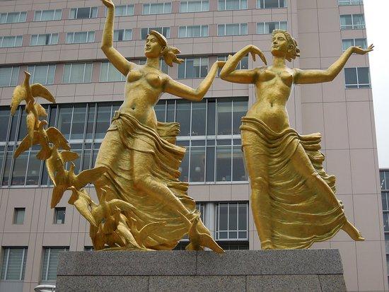 Asa Statue