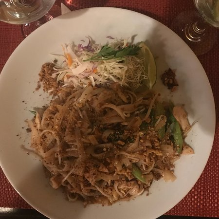 Pad Thai Pad Thai Woon Sen Picture Of Kin Khao Restaurante