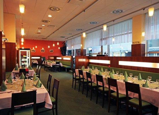 أفانتي هوتل برنو: Restaurant