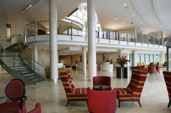 Pillo Hotel Ashbourne: Lobby
