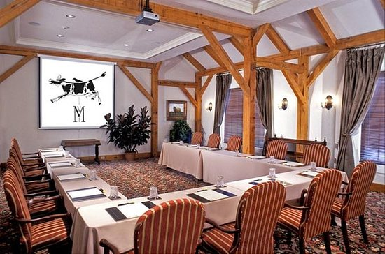 Inn at Montchanin Village: Meeting room