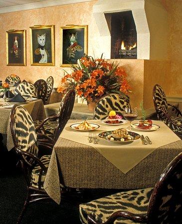 Inn at Montchanin Village: Restaurant