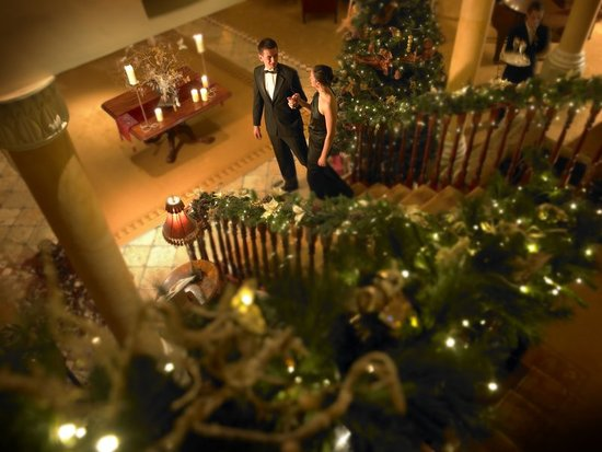 Hayfield Manor Hotel: Lobby