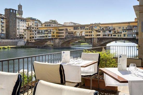 Hotel Lungarno: Bar/Lounge