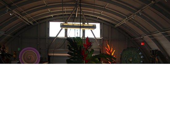 Makawao, Χαβάη: Overlooking studio
