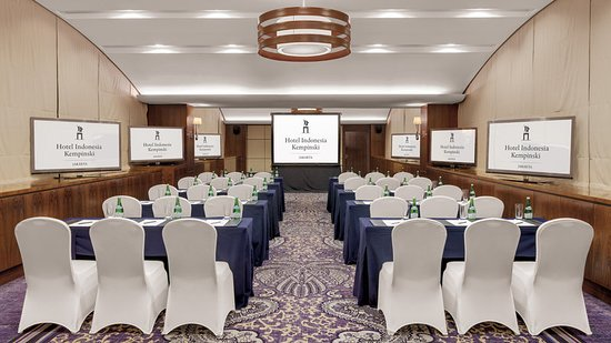 Hotel Indonesia Kempinski: Meeting room