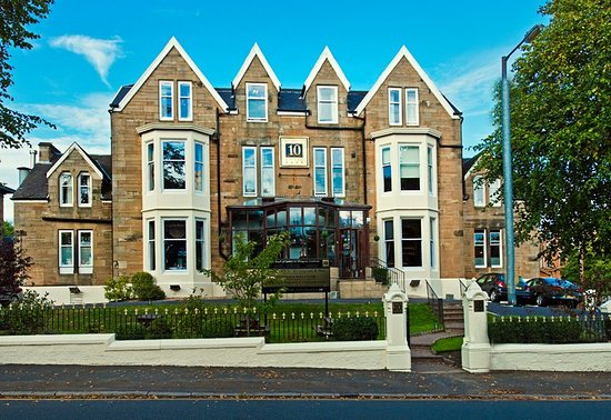 Number 10 hotel glasgow reviews photos price comparison tripadvisor for Cheap hotels in glasgow with swimming pool