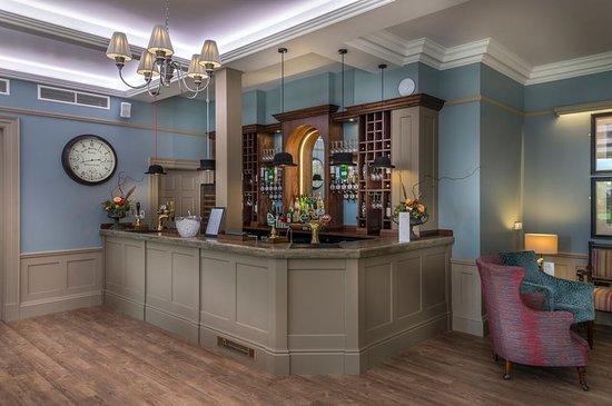 Washingborough, UK: Bar/Lounge