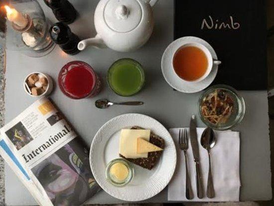 Nimb Hotel: Restaurant