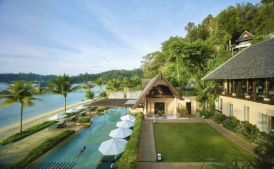 Pulau Gaya, Μαλαισία: Pool
