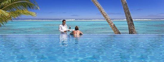 Titikaveka, Cook Islands: Pool