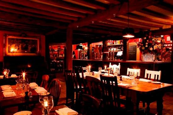 Ticehurst, UK: Restaurant