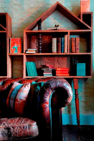Ticehurst, UK: Bar/Lounge