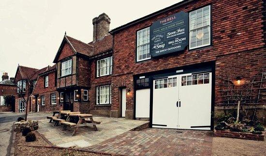 Ticehurst, UK: Exterior