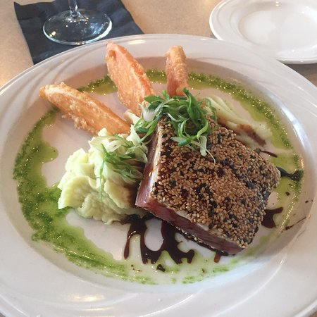 Surf: Awesome Seared Tuna