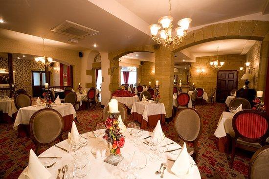 Brimington, UK: Restaurant