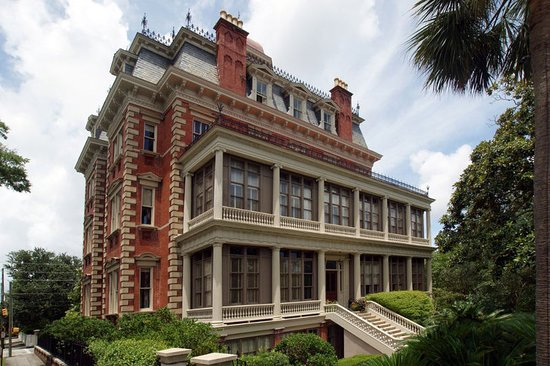 Wentworth Mansion: Exterior