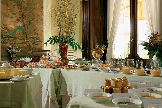 Villa Spalletti Trivelli: Restaurant