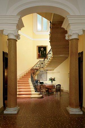 Villa Spalletti Trivelli: Lobby