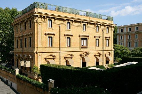 Villa Spalletti Trivelli: Map