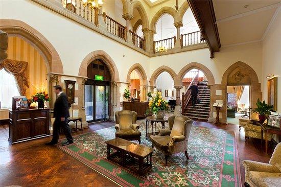 Wych Cross, UK: Lobby