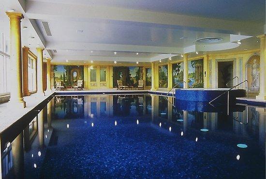 Medmenham, UK: Pool
