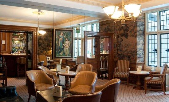 Medmenham, UK: Bar/Lounge