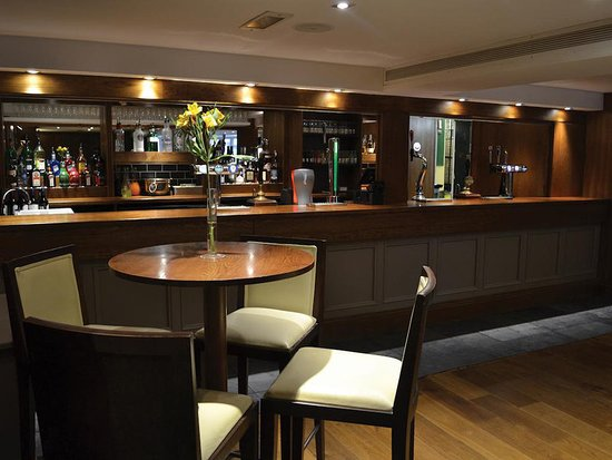 Creaton, UK: Bar/Lounge