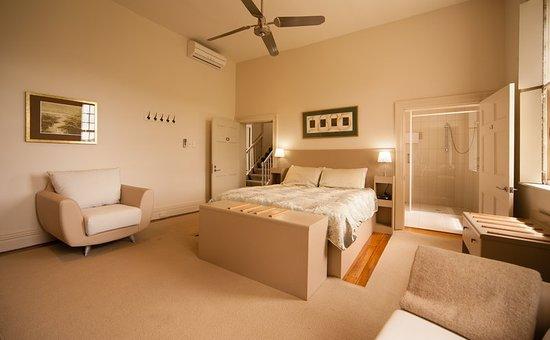 New Norfolk, Australia: Guest room