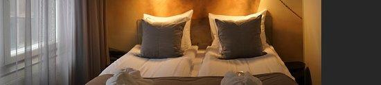 Hotel C Stockholm: Guest room