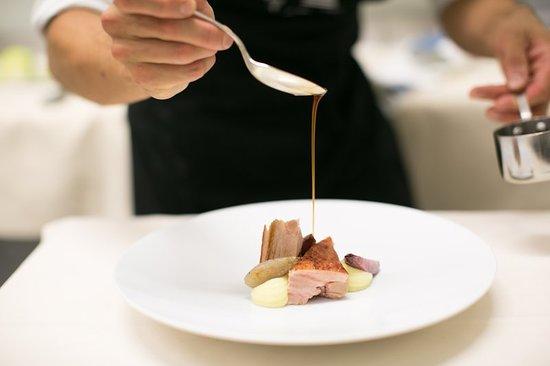 Pievescola, Ιταλία: Restaurant