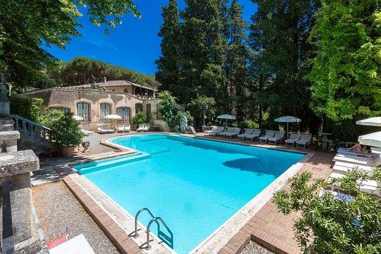 Pievescola, Ιταλία: Pool