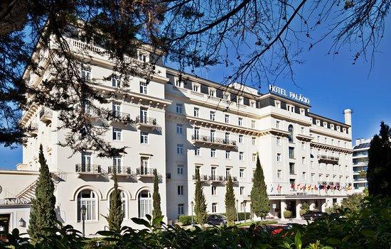 パラシオ エストリル ホテル & ゴルフ