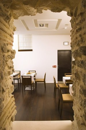 Hotel Vestibul Palace: Restaurant