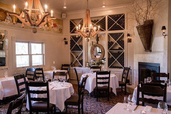 Forestville, Kaliforniya: Restaurant