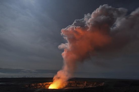 Hawaii Volcanoes National Park Tour ...