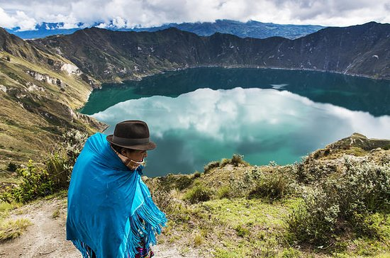 Private Tour: Quilotoa Lagoon from...