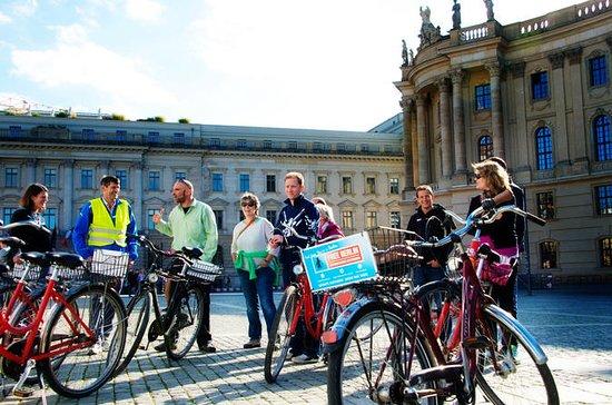 Berlin 3-stündige Radtour...