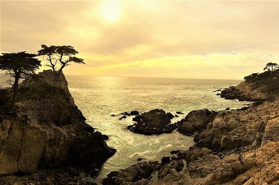 Monterey, Carmel and 17-Mile Drive...