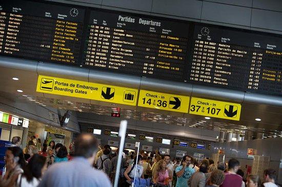 Lisbon Private Airport Departure...