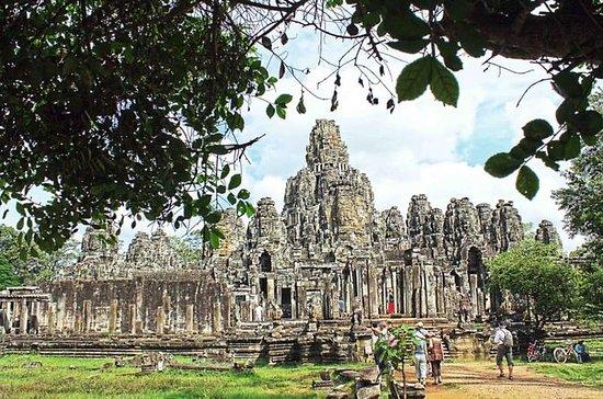 Visita compartida a Angkor Thom, Ta...