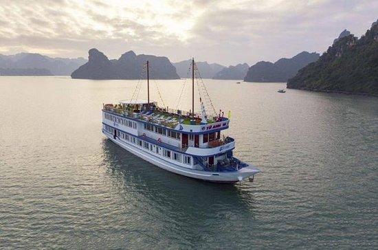 3-dagers cruise fra Hanoi å utforske...