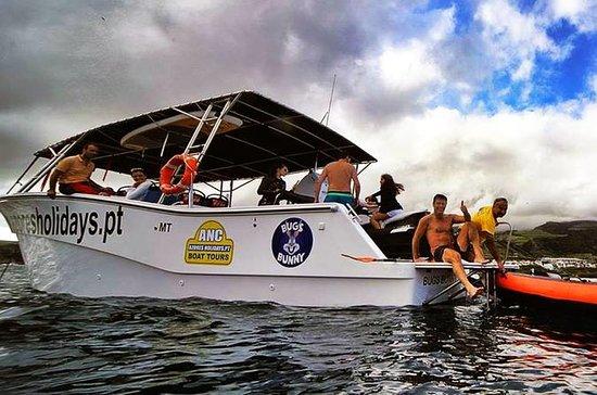ボートの楽しみのアクティビティ